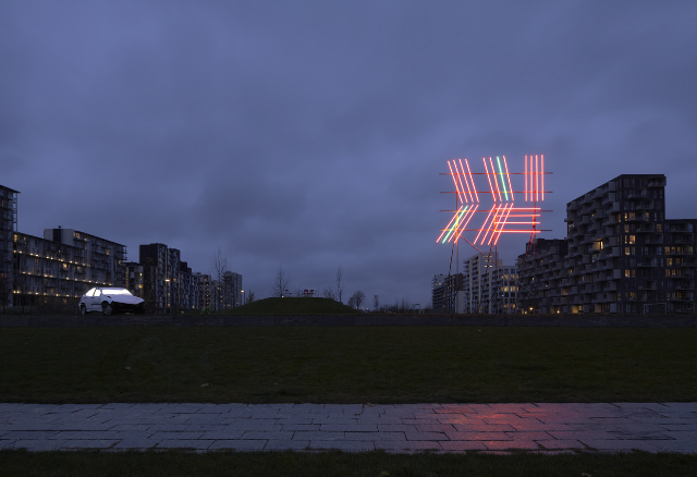 Neonstruktur, 2009